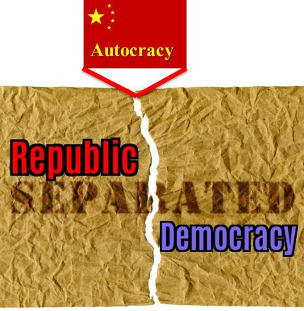 democracy vs autocracy What a difference a couple of decades make back in the early to mid-1990s, americans (and some others) were pretty much convinced that us-style liberal democracy was the wave of the future worldwide the warsaw pact had crumbled, latin american dictatorships were turning to the ballot box,.