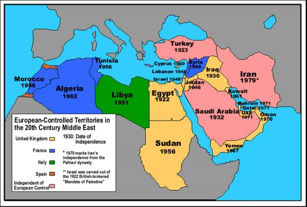 The Middle East ABC for Americans